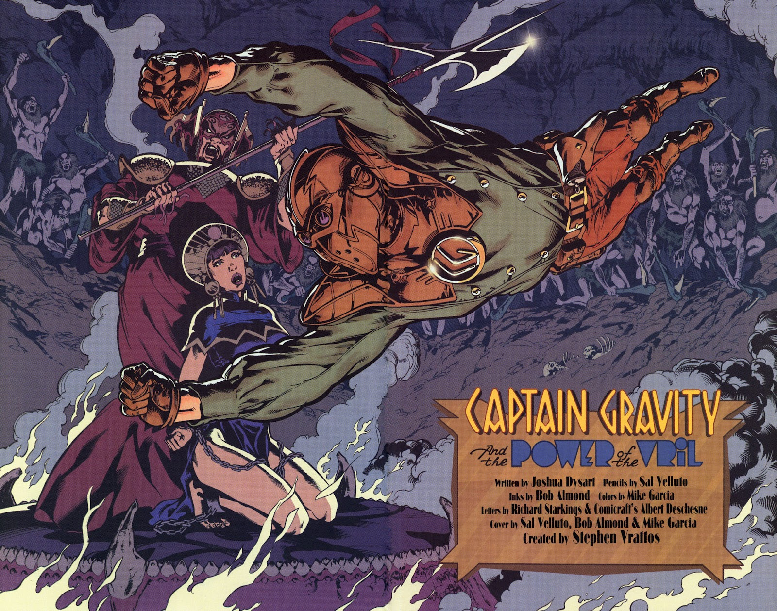 Captain Gravity and the Power of Vril _01 (2004) (04-05)