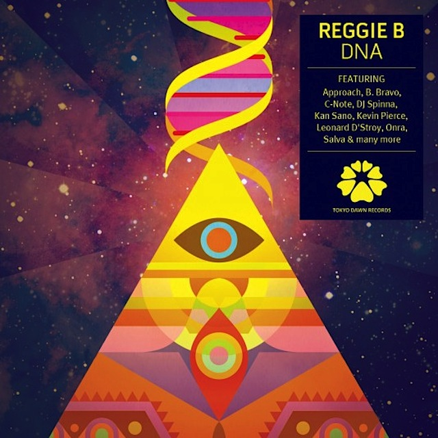 reggie-b-dna-tokyo-dawn-lp-cover