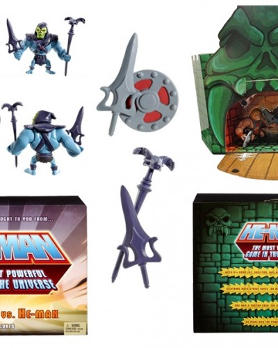 Masters of the Universe SDCC Exclusive Mini Masters He-Man