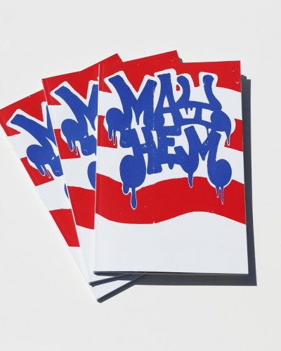 Carnage NYC- MAYHEM ZINE RELEASE AND CHIP 7 SHOW