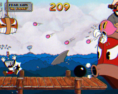 Cupheads video game