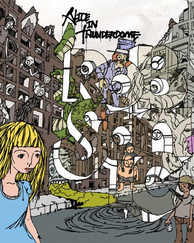 Rob Sonic – Alice In Thunderdome (2014)