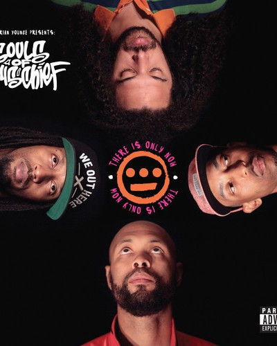 Souls Of Mischief's 'There Is Only Now' LP  Streams