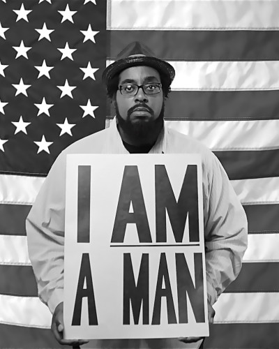 J-Live – I AM A MAN (American Justice single)