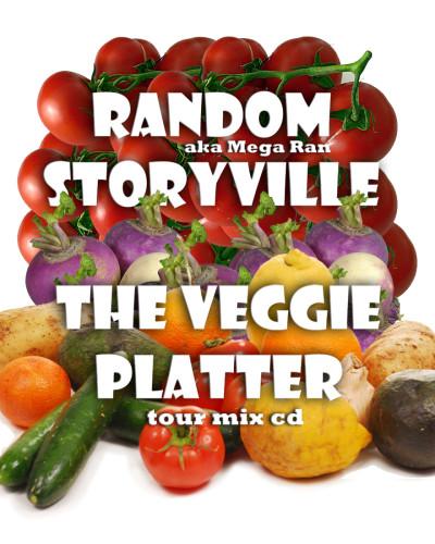 Mega Ran and Storyville- The Veggie Platter