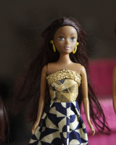 In Nigeria, 'Queens of Africa' Dolls Outsell Barbie