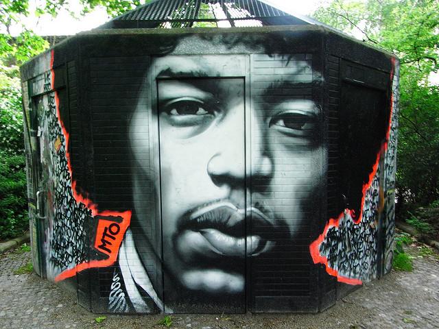 MTO Mateo Street Artist Hendrix