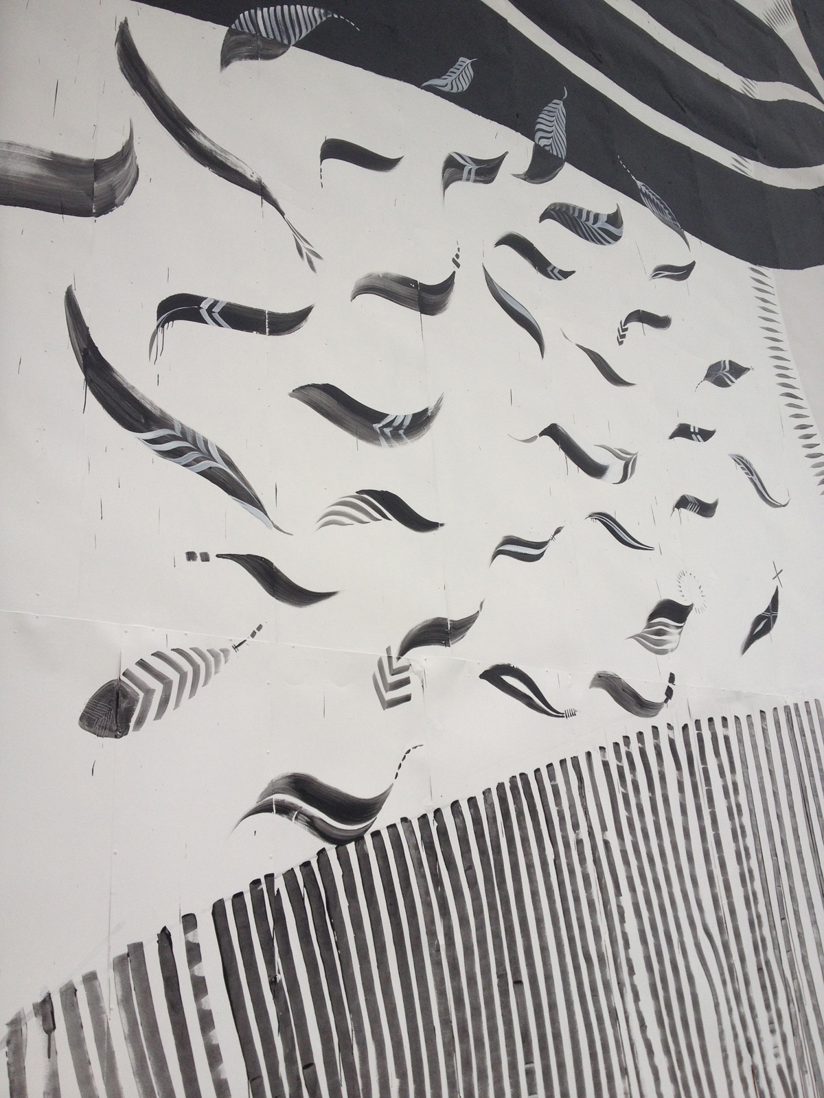Lucy McLauchlan makes her first trip to downtown Guangzhou