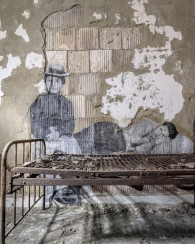 Unframed — Ellis Island