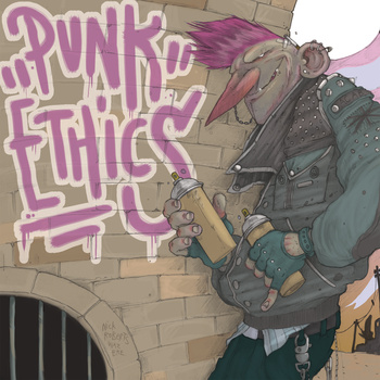 Nick Roberts-Punk Ethics