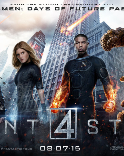 EL-P does the closing credits for the up coming Fantastic 4 film