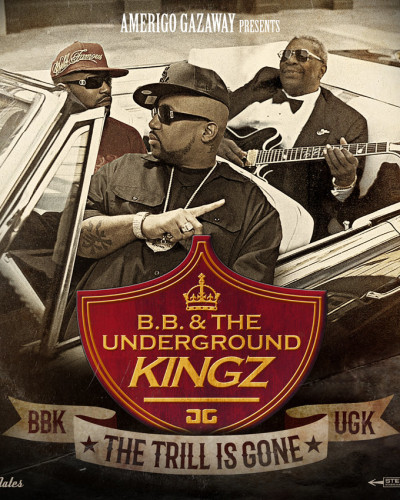 Amerigo Gazaway- The Trill is Gone (UGK and BB KING mash ups)