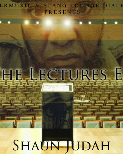Shaun Judah- The Lecture EP
