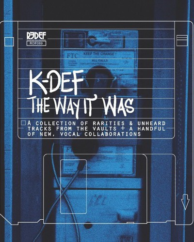 "k-Def-""Strawberry Lemonade"" ft Blu, Damu the fudgemunk and Kunal"
