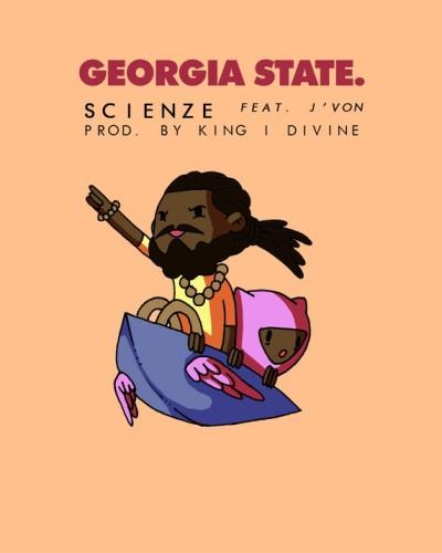 Scienze-Georgia state featuring J'Von