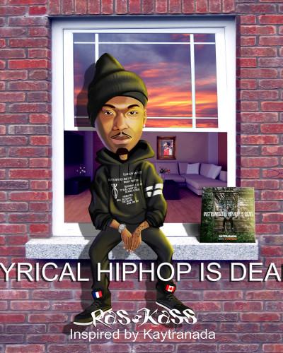 RAS KASS- LYRICAL HIP-HOP IS DEAD