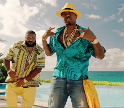 DJ Khaled-Nas Album Done ft Nas
