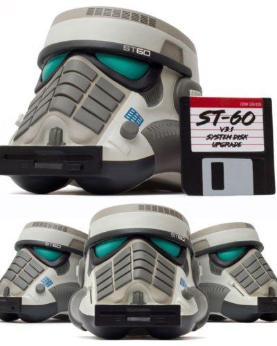 Patrick Wong st-60 stormtrooper x MPC60 mashup